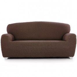 Contra multielasztikus kanapéhuzat barna, 140 - 180 cm