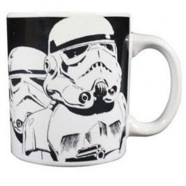Star Wars kerámia bögre 350 ml, Storm Trooper
