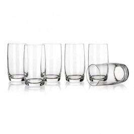 Banquet Crystal Leona long drink pohár készlet 380 ml, 6 db