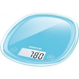 Sencor SKS 32BL konyhai mérleg, kék
