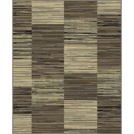 Habitat Monaco darabszőnyeg, kockás, 6310/2213 barna, 115 x 165 cm, 115 x 165 cm