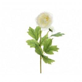 Mű Ranunculus fehér, 57 cm