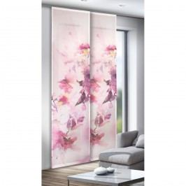 Albani Scarlett japán fal, 245 x 60 cm
