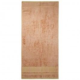 4Home törölköző Bamboo Premium bézs színű