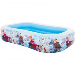 Gyermek felfújható medence Frozen