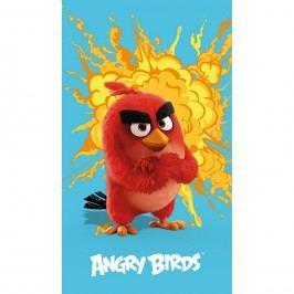 Angry Birds törölköző red, 70 x 120 cm, 70 x 120 cm