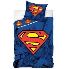Tip Trade Superman gyerek pamut ágyneműhuzat, 140 x 200 cm, 70 x 80 cm