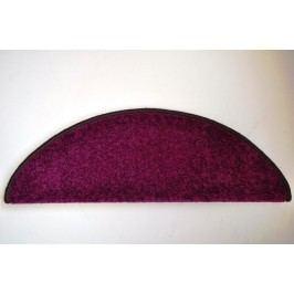 Eton lépcsőszőnyeg, lila, 24 x 65 cm