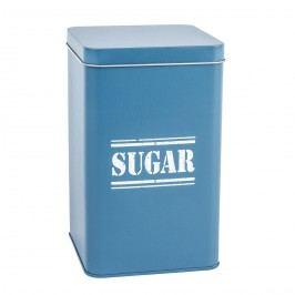Fém tárolódoboz Sugar, sӧt. Kék