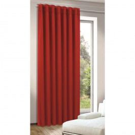 Tina sötétítő függöny, piros, 245 x 140 cm
