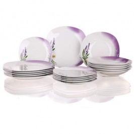 Banquet Lavender 18 részes étkészlet