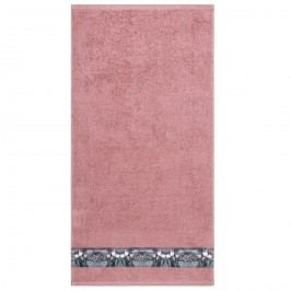 Tulip törölköző rózsaszín, 50 x 100 cm, 50 x 100 cm
