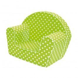 Bino Fotel zöld