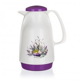 Banquet Lavender műanyag termosz 950 ml