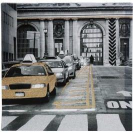 Traffic jam Kép vásznon, 39 x 39 cm