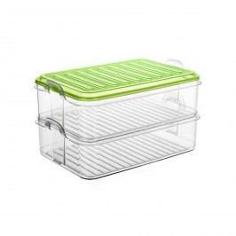 Banquet EASY CLICK 2 részes műanyag ételdoboz szett