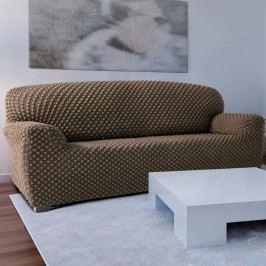 Forbyt Contra multielasztikus kanapéhuzat bézs színű, 220 - 260 cm, 220 - 260 cm