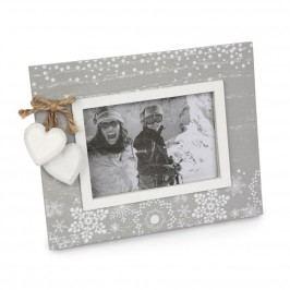 Love Winter fényképkeret, 20 x 16 cm