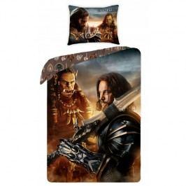 Halantex Warcraft 0023 pamut ágyneműhuzat, 140 x 200 cm, 70 x 90 cm