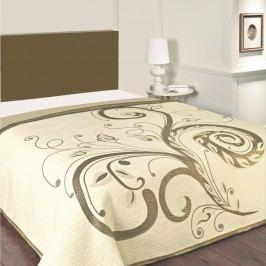 Dominic ágytakaró bézs színű, 140 x 220 cm, 140 x 220 cm