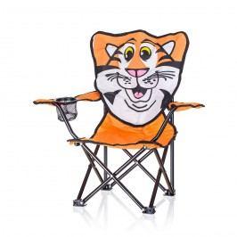 Happy Green Tigris gyerek összecsukható szék