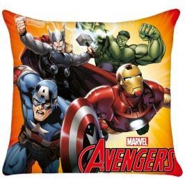 Jerry Fabrics Avengers kispárna, 40 x 40 cm ,