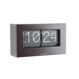 Karlsson 5620DW asztali átforduló számlapos óra