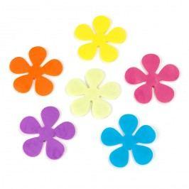 Virágmintás csúszásgátló kádhoz, 6 db
