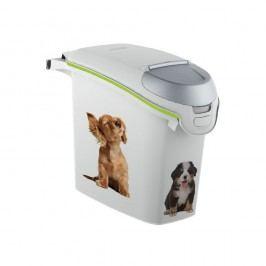 Curver Dog műanyag állateledel-tároló doboz, 6 kg