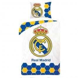 Real Madrid pamut ágynemű 5013, 140 x 200 cm, 70 x 90 cm