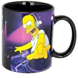 The Simpsons Kerámiacsésze DJ Homer 320 ml