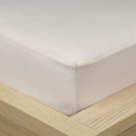 4Home Jersey lepedő elasztánnal szürke, 160 x 200 cm