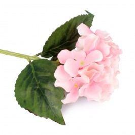 Művirág hortenzia rózsaszín