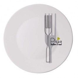 Fork Pizza tányér 33 cm