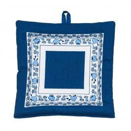 Hagyma alátét kék, 20 x 20 cm,