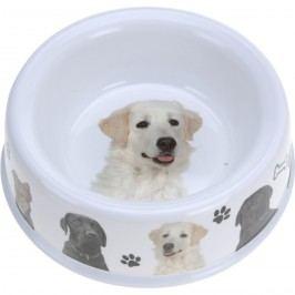 Dog etetőtál kutyáknak, fehér