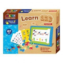 Bino Tanulunk számolni Kreatív játékok