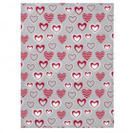 Hearts törlőkendő, 50 x 70 cm