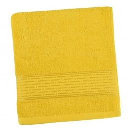 Bellatex Kamilka Vonal törölköző sárga