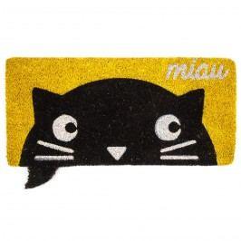 Kitty Miau lábtörlő, 32 x 68 cm