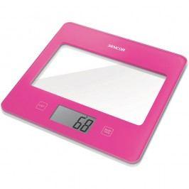 Sencor SKS 5028RS konyhai mérleg, rózsaszín