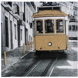 San Francisco Kép vásznon, 39 x 39 cm