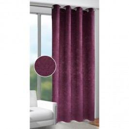 Joe sötétítő függöny karikákkal, lila, 135 x 245 cm