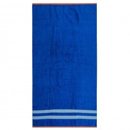 TipTrade Blossom strandtörölköző kék, 90 x 170 cm
