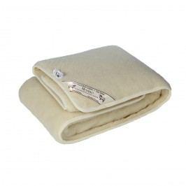 Modom Merino gyapjú takaró, 135 x 195 cm,