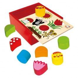 Bino Kisvakond doboz alakzatokkal