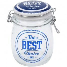 The Best Choice befőttes üveg tetővel 700 ml