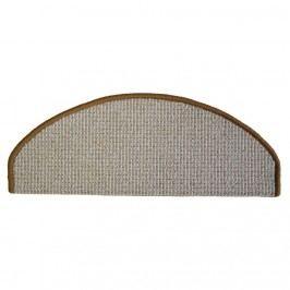 Barcelona lépcsőszőnyeg, bézs, 28 x 65 cm