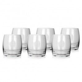 Banquet Crystal Leona whiskeys pohár készlet 280 ml, 6 db