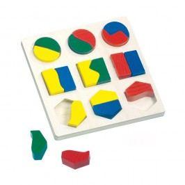 Bino Puzzle Geometriai alakzatok